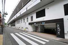 各線・代々木上原駅の様子。(2013-04-25,共用部,ENVIRONMENT,1F)