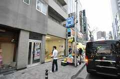 東京メトロ千代田線・代々木公園駅の様子。(2011-10-24,共用部,ENVIRONMENT,1F)