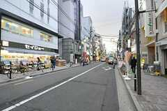 東京メトロ千代田線・代々木公園駅前の様子。(2011-10-24,共用部,ENVIRONMENT,1F)