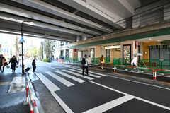 京王線・笹塚駅の様子。(2021-04-07,共用部,ENVIRONMENT,1F)
