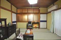 専有部の様子2。(202号室)(2009-12-23,専有部,ROOM,2F)