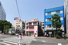 東京メトロ日比谷線・広尾駅の様子。(2013-05-23,共用部,ENVIRONMENT,1F)