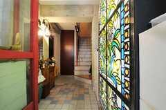 正面玄関から見た内部の様子。(2011-05-12,周辺環境,ENTRANCE,1F)
