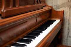 KAWAIのピアノです。(2011-05-12,共用部,OTHER,3F)