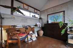 書斎のような空間があります。(2011-05-12,共用部,OTHER,4F)