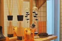 洗面台の棚。(2011-05-12,共用部,OTHER,2F)