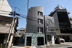 シェアハウスの外観。新築です。(2011-04-01,共用部,OUTLOOK,1F)