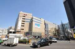 各線・恵比寿駅の様子。(2011-04-01,共用部,ENVIRONMENT,1F)