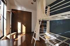 ドミトリーの様子2。(203号室)(2013-01-31,専有部,ROOM,2F)