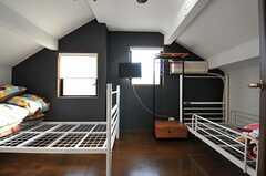 ドミトリーの様子。(302号室)(2013-01-31,専有部,ROOM,3F)
