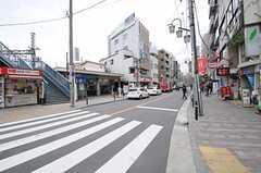 各線・代々木八幡駅の様子。(2013-04-19,共用部,ENVIRONMENT,1F)