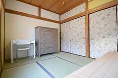 階段の様子2。(205号室)(2013-01-04,専有部,ROOM,2F)