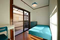 階段の様子。(206号室)(2013-01-04,専有部,ROOM,2F)