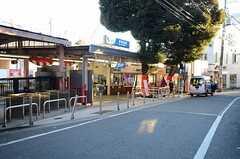 小田急線・参宮橋駅の様子。(2013-01-04,共用部,ENVIRONMENT,1F)
