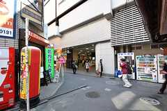 各線・笹塚駅の様子。(2017-03-16,共用部,ENVIRONMENT,1F)