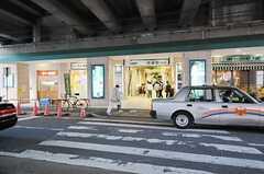 京王線・笹塚駅の様子。(2011-10-27,共用部,ENVIRONMENT,1F)