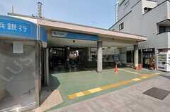 小田急線・代々木八幡駅の様子。(2011-08-17,共用部,ENVIRONMENT,2F)
