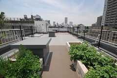 屋上の様子3。(2014-05-30,共用部,OTHER,5F)