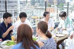 イベントの様子16。(House Trip -代官山にいきつけをつくる-)(2014-07-27,共用部,PARTY,5F)