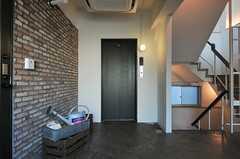 エレベーターの様子。(2013-10-30,共用部,OTHER,6F)