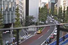 窓からの景色。(502号室)(2013-10-30,専有部,ROOM,5F)