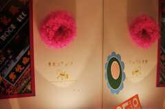東京コマドリのサインも。(2011-09-22,共用部,OTHER,4F)