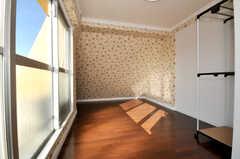 専有部の様子。(404号室)(2009-12-08,専有部,ROOM,4F)