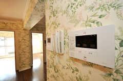 ホームセキュリティシステムも設置されています。(2009-12-08,共用部,OTHER,3F)
