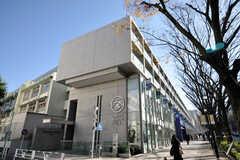 表参道ヒルズもすぐの立地です。(2009-12-08,共用部,ENVIRONMENT,1F)