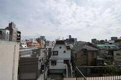 屋上からの景色。(2011-09-27,共用部,OTHER,3F)