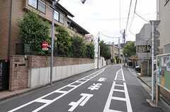 シェアハウス周辺は日本でも有数の高級な住宅地です。(2011-09-27,共用部,ENVIRONMENT,1F)
