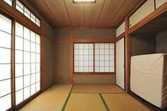 専有部の様子。和室です。(103号室)(2013-05-30,専有部,ROOM,1F)