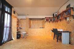 入居中の専有部の様子2。(203号室)(2013-05-30,専有部,ROOM,2F)