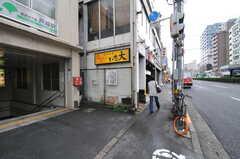 都営浅草線・戸越駅の様子。(2012-10-23,共用部,ENVIRONMENT,1F)