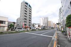都営浅草線・戸越駅前の様子。(2012-10-23,共用部,ENVIRONMENT,1F)