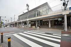 東急大井町線・大井町駅の様子。(2015-08-20,共用部,ENVIRONMENT,1F)