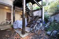 階段の様子。(2012-11-27,共用部,OTHER,1F)