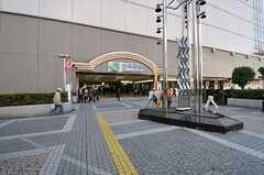 JR・大井町駅の様子。(2012-11-27,共用部,ENVIRONMENT,1F)