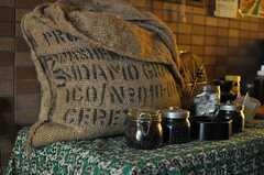 毎日、煎りたて、淹れたてのコーヒーが飲めます。(2012-12-28,共用部,OTHER,1F)
