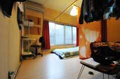 ドミトリーの様子。(104号室)(2010-11-17,専有部,ROOM,1F)