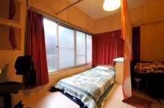 ドミトリーの様子3。(104号室)(2010-11-17,専有部,ROOM,1F)