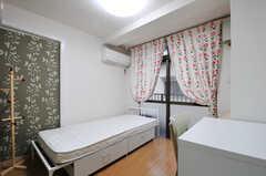 専有部の様子。(203号室)(2012-05-28,専有部,ROOM,2F)