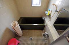 バスルームの様子。(2011-03-31,共用部,BATH,3F)