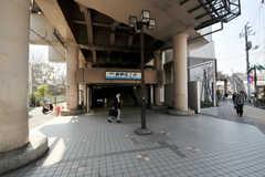 京急本線・青物横丁駅の様子。(2011-03-31,共用部,ENVIRONMENT,1F)