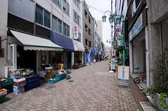 近所の商店街。(2013-05-21,共用部,ENVIRONMENT,1F)