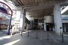 京急本線・立会川駅の様子。(2015-03-13,共用部,ENVIRONMENT,1F)