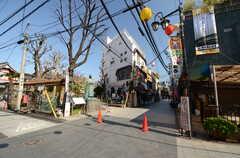 京急本線・立会川駅前の様子。(2015-03-13,共用部,ENVIRONMENT,1F)