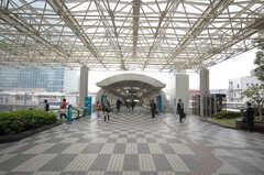 JR大崎駅の様子。(2009-09-04,共用部,ENVIRONMENT,1F)