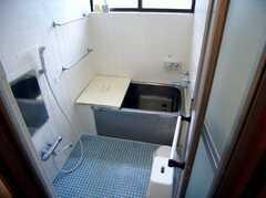 バスルームの様子。(2007-06-03,共用部,BATH,1F)