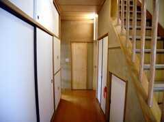 廊下の様子。(2007-06-03,共用部,OTHER,1F)
